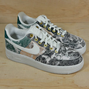 Nike Air Force 1 '07 LXX Summit White Shoes NEW